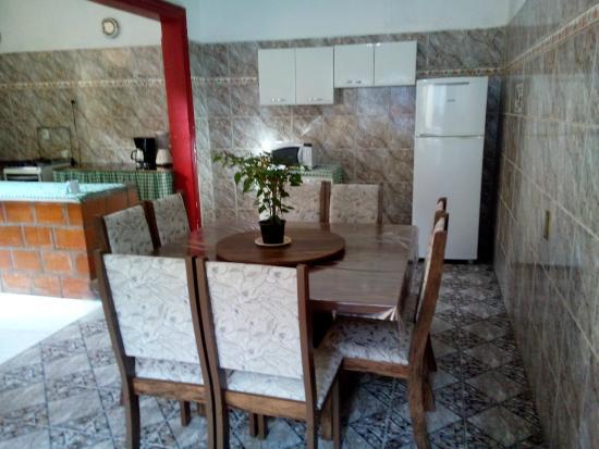 Hostel for Us: sala de refeiçoes