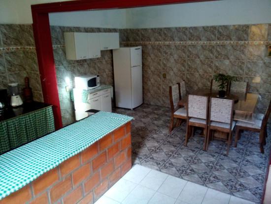 Hostel for Us: cozinha coletiva