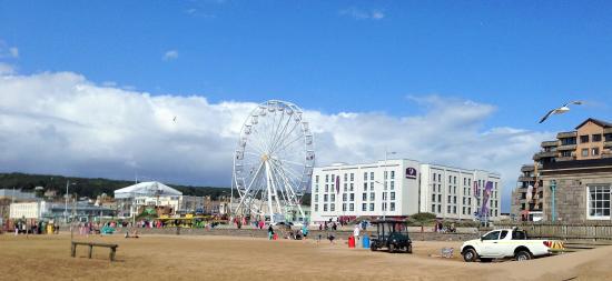 Premier Inn Weston Super Mare Seafront Hotel Weston Super Mare