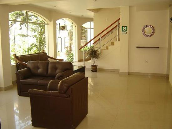 Hotel Belle Sand: Lobby