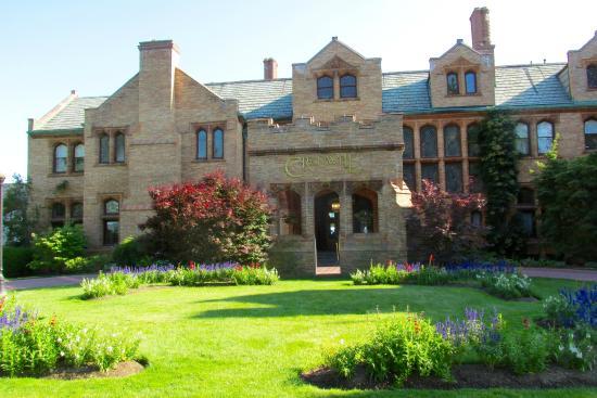 Wyndhurst Room - Cranwell Resort: Cranwell Resort
