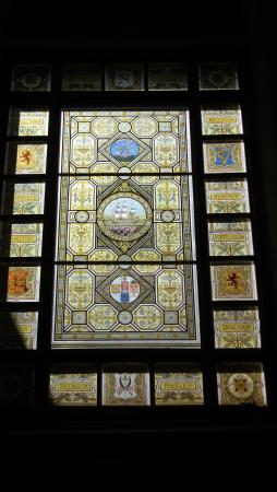 Inverclyde Tourist Group - Day Tours: Town Hall Stained Glass