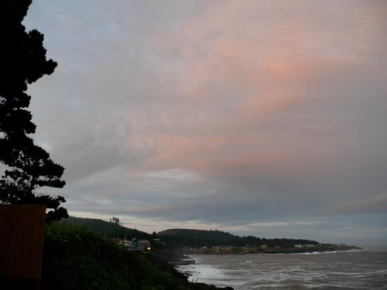 Depoe Bay, OR: Sunrise