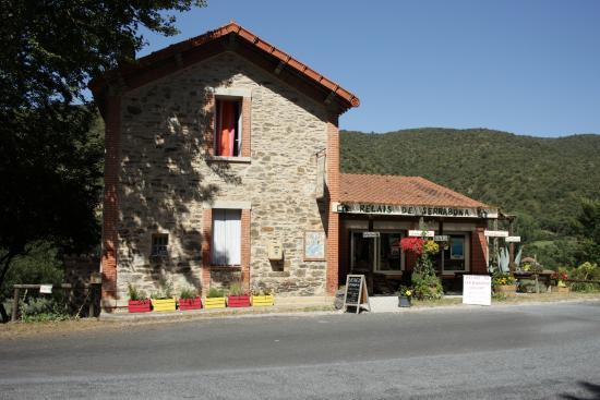 Boule-d'Amont, France: relais de Serrabonne