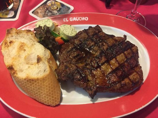 Steak-House El Gaucho: Sehr gutes Essen, top Fleisch und sehr gute Bedienung...
