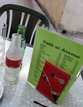 Cafe El Alamo