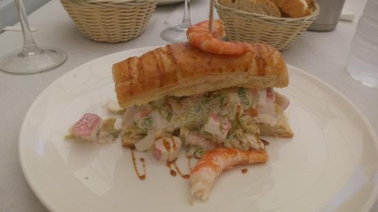 Restaurante Camino De Santiago: Platos del menú del día