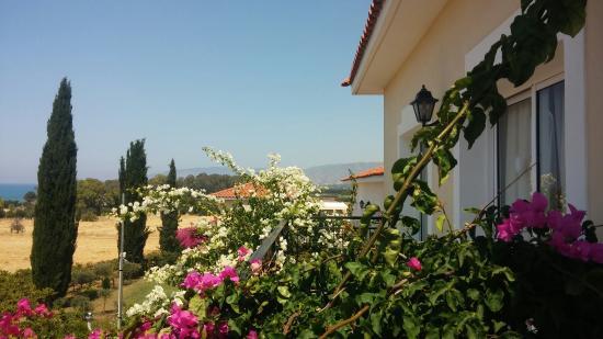 Akamanthea Holiday Village: Hotel, Zimmer und Meerblick