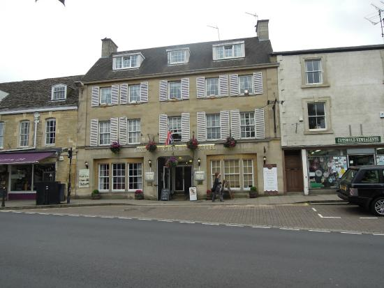 Crown And Cushion Hotel The Chipping Norton