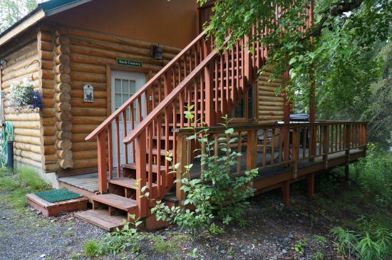 Alaska Serenity Lodge: Backcountry Cabin