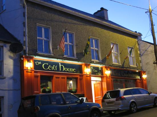 The Céilí House Bar