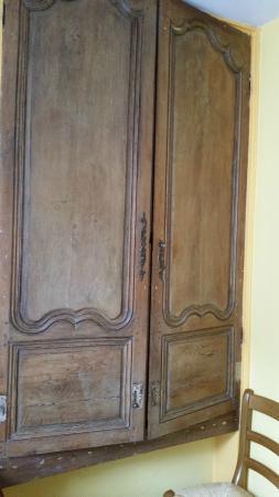 Hotel Saint-Etienne : The closet