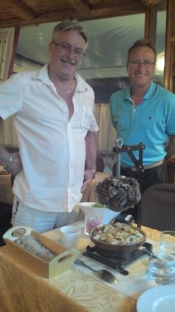 Restaurant L'Oree des Pistes: La fameuse potence