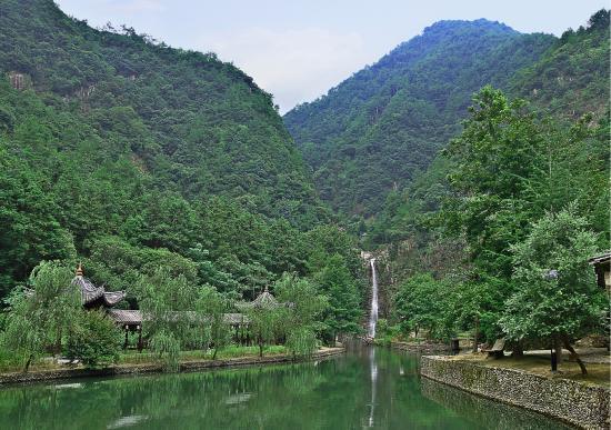 Wenzhou Shimentai Scenic Resort: Шимэньтай