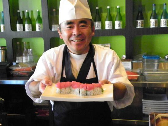 Sushi Garden Restaurant: Tom Tom