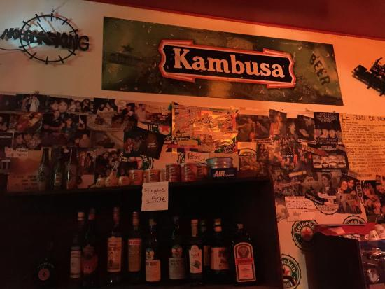 Kambusa rock bar