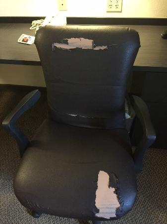 Candlewood Suites Phoenix Tempe: Desk chair