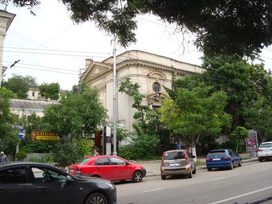 Sevastopol Karaite Kenesa