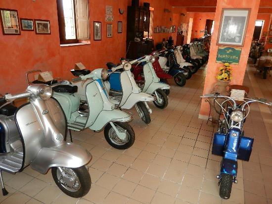 Sellia Marina, Italia: Museo Lambretta