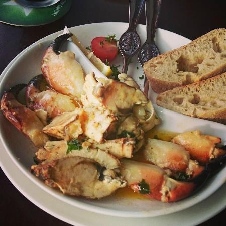 Fishy Dishy: Crab Claws
