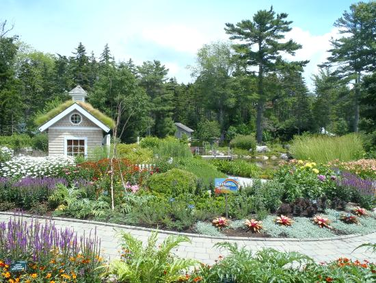 Children 39 S Garden Picture Of Coastal Maine Botanical Gardens Boothbay Tripadvisor