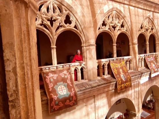 Hospederia Real Monasterio: Muy recomendable