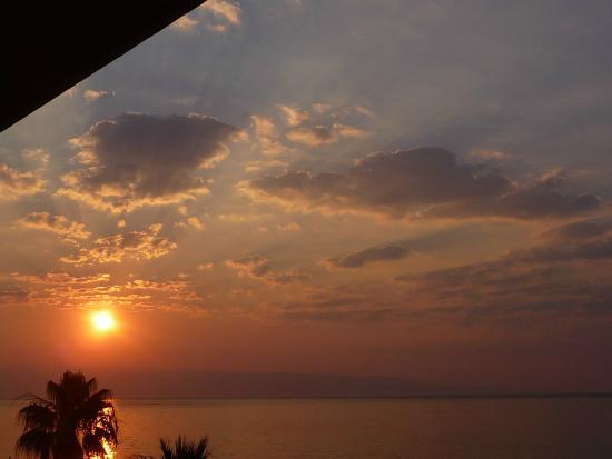 هوتل سول مار: l'emozione dell'alba...