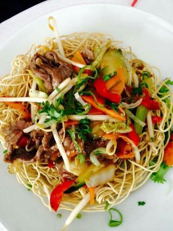 Chez Nam: Venez découvrir les plats ici... ce sont délicieux...