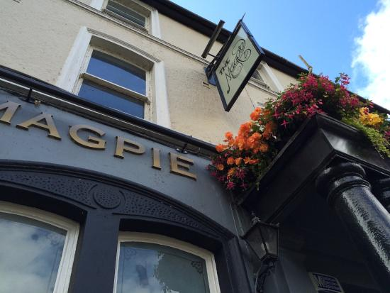 The Magpie: Beautiful setting , great food , great atmosphere