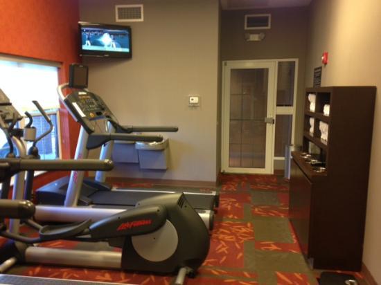 Residence Inn Austin Northwest/Arboretum: Fitness room