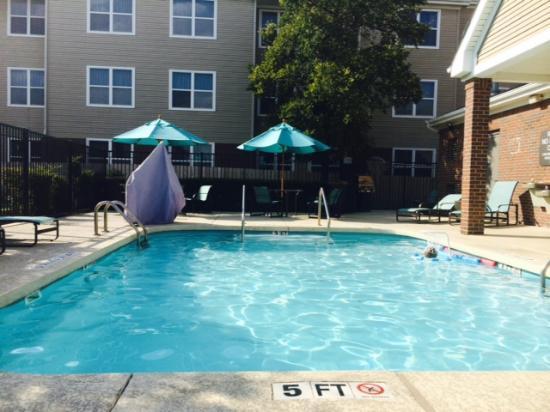 Residence Inn Austin Northwest/Arboretum: Pool