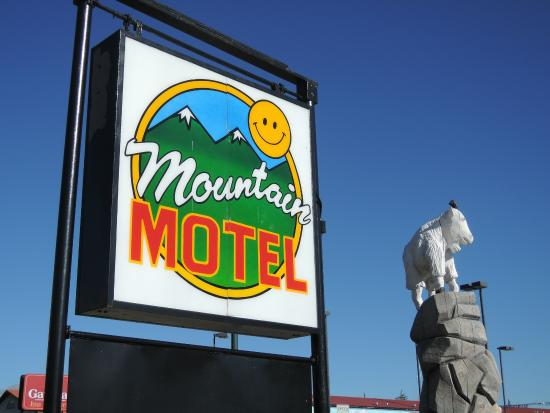 Mountain Motel: This is the place