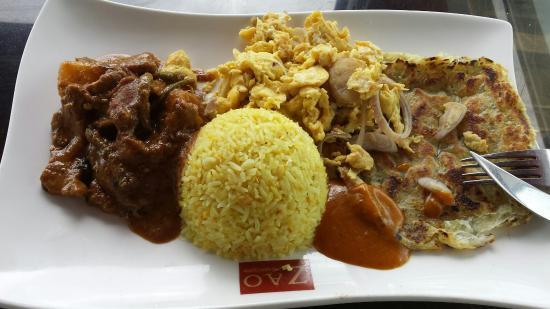 Zao restaurant