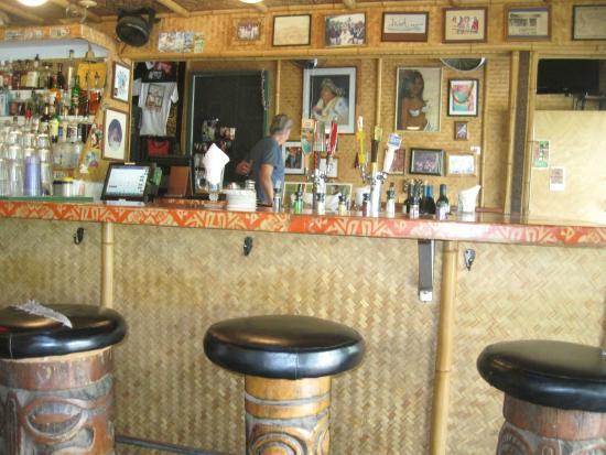 Tahiti Nui Restaurant Cool Bar Stools