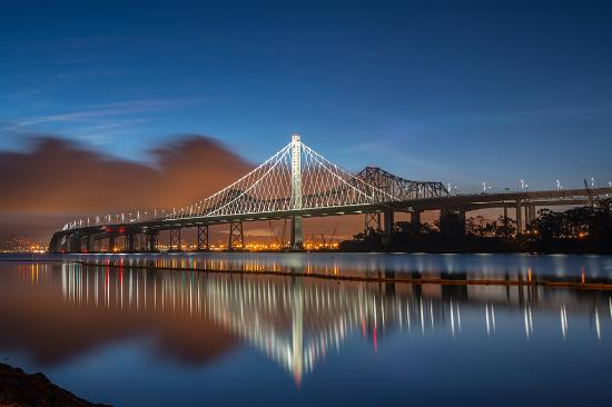 Oakland, Kalifornia: Bay Bridge