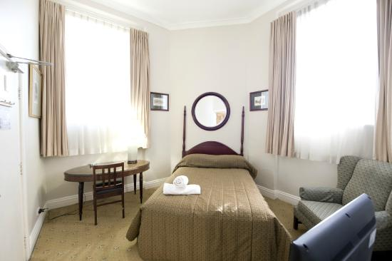 Woolbrokers Hotel: Ensuite double