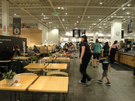 Menu featured items as of july 2015 picture of ikea food for Ikea tukwila wa