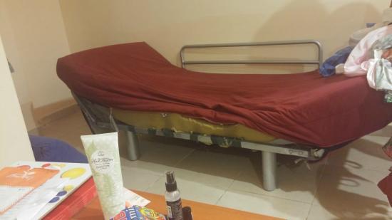 Raga Aparthotel: soffa
