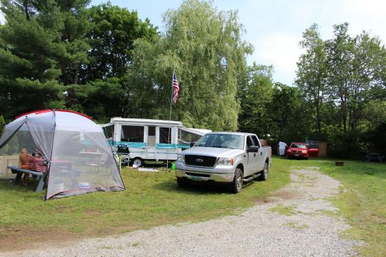 Sea Coast Camping and RV Resort: Campsite