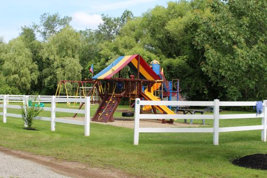 Sea Coast Camping and RV Resort: Playground