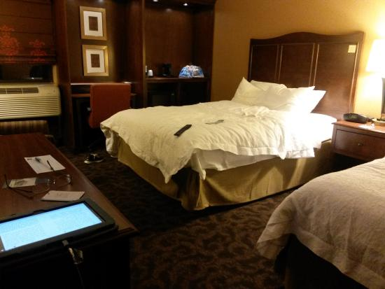 Hampton Inn Danville : Room