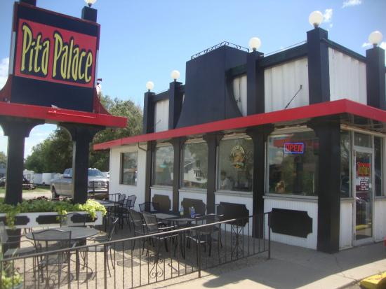 Pita Palace: outside