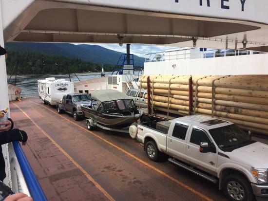 Kootenay Lake Ferry: photo1.jpg