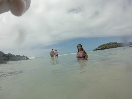 Puerto Chino Beach Aguas Cálidas