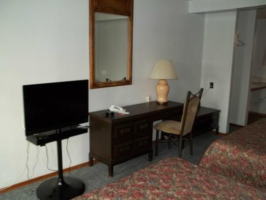 Seven Oakes Motel: salon