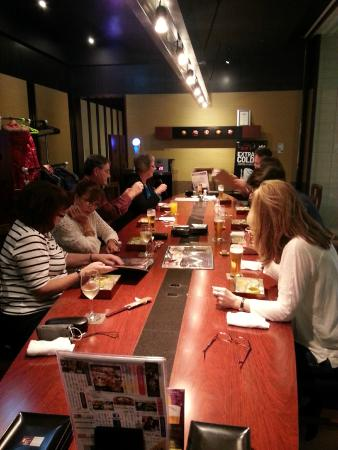 Dining Manyo Sendai Trust City