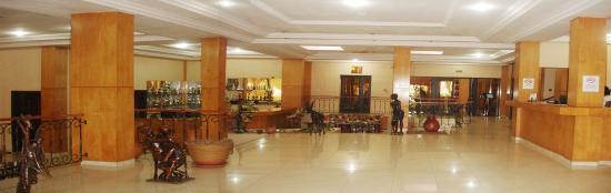 Hotel Massaley: Hall