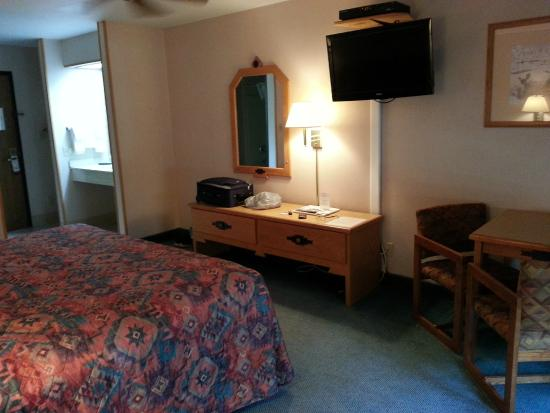 The Region Inn: Room