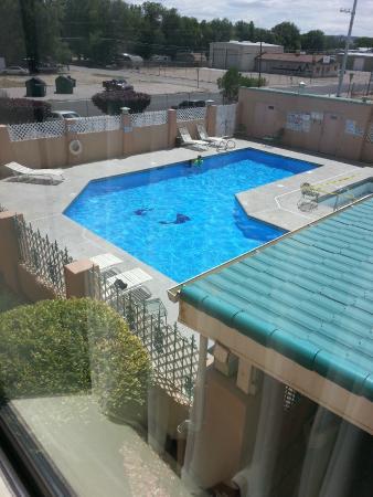 The Region Inn: Pool