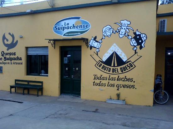 local e informacion ruta del queso